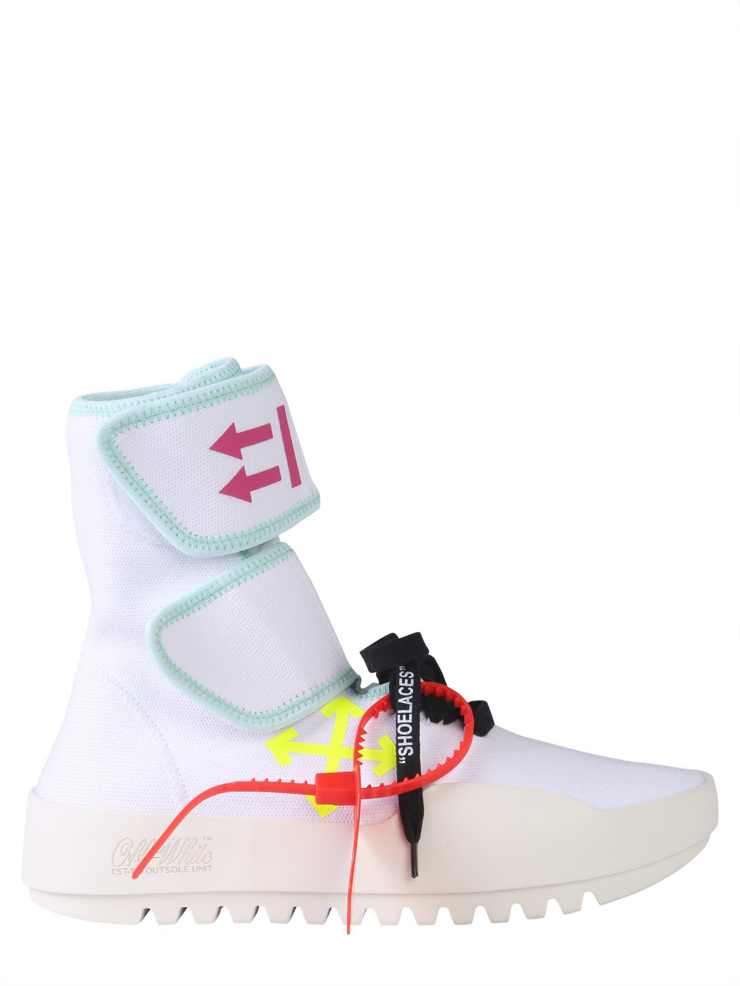 Off-White Moto Wrap Sneaker
