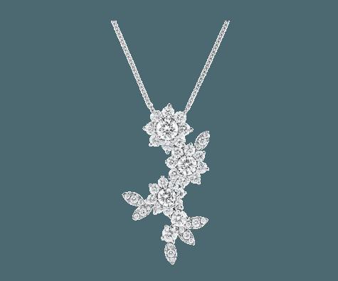 Sunflower Diamond Ring, Petite   Harry Winston