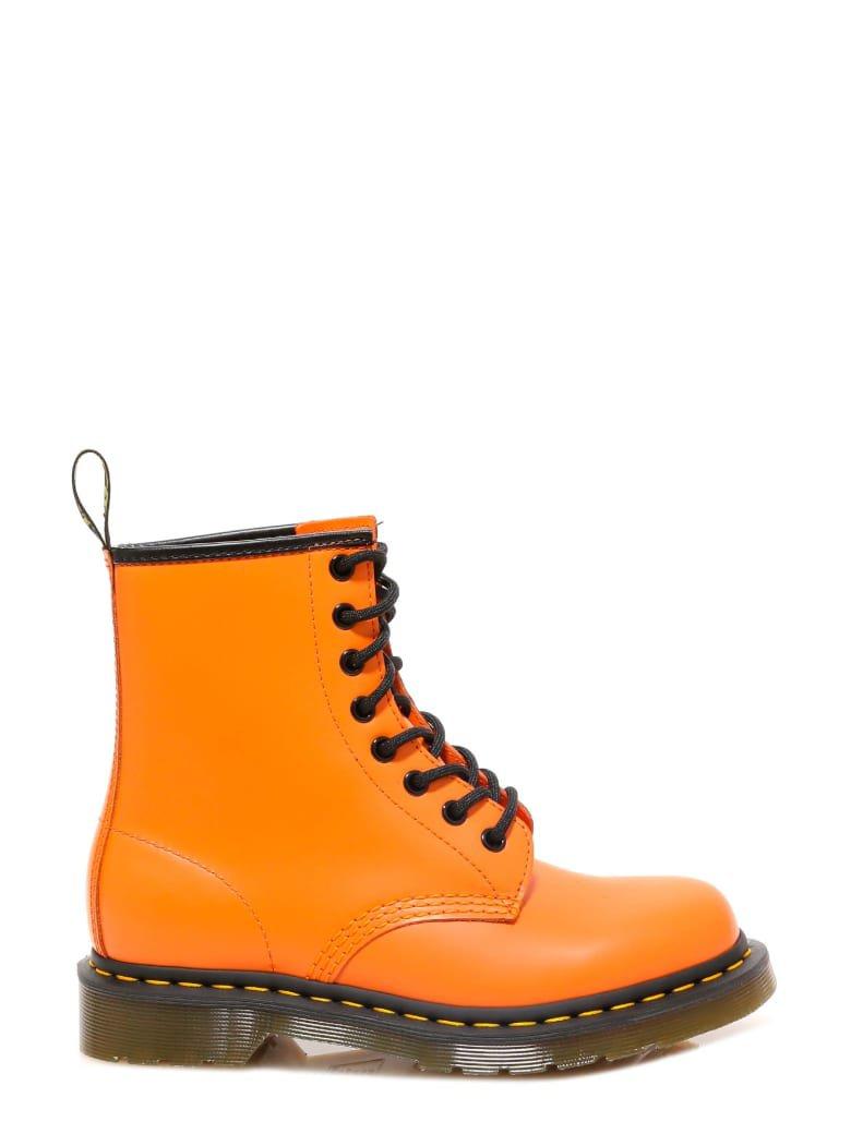 Dr. Martens Dr. Martens 1460 Ankle Boots - Orange - 11197905 | italist