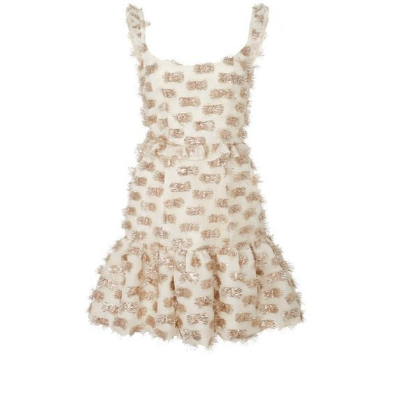 Markarian Tansey Mini Dress