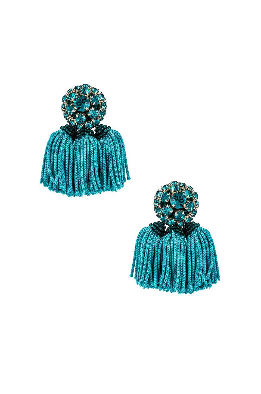 Crystal Cha Cha Earrings