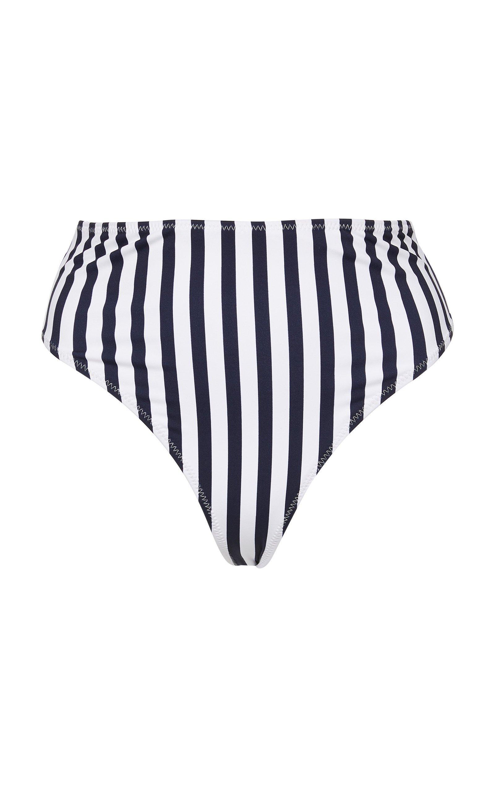 Caroline Constas Viki Printed Bikini Bottom