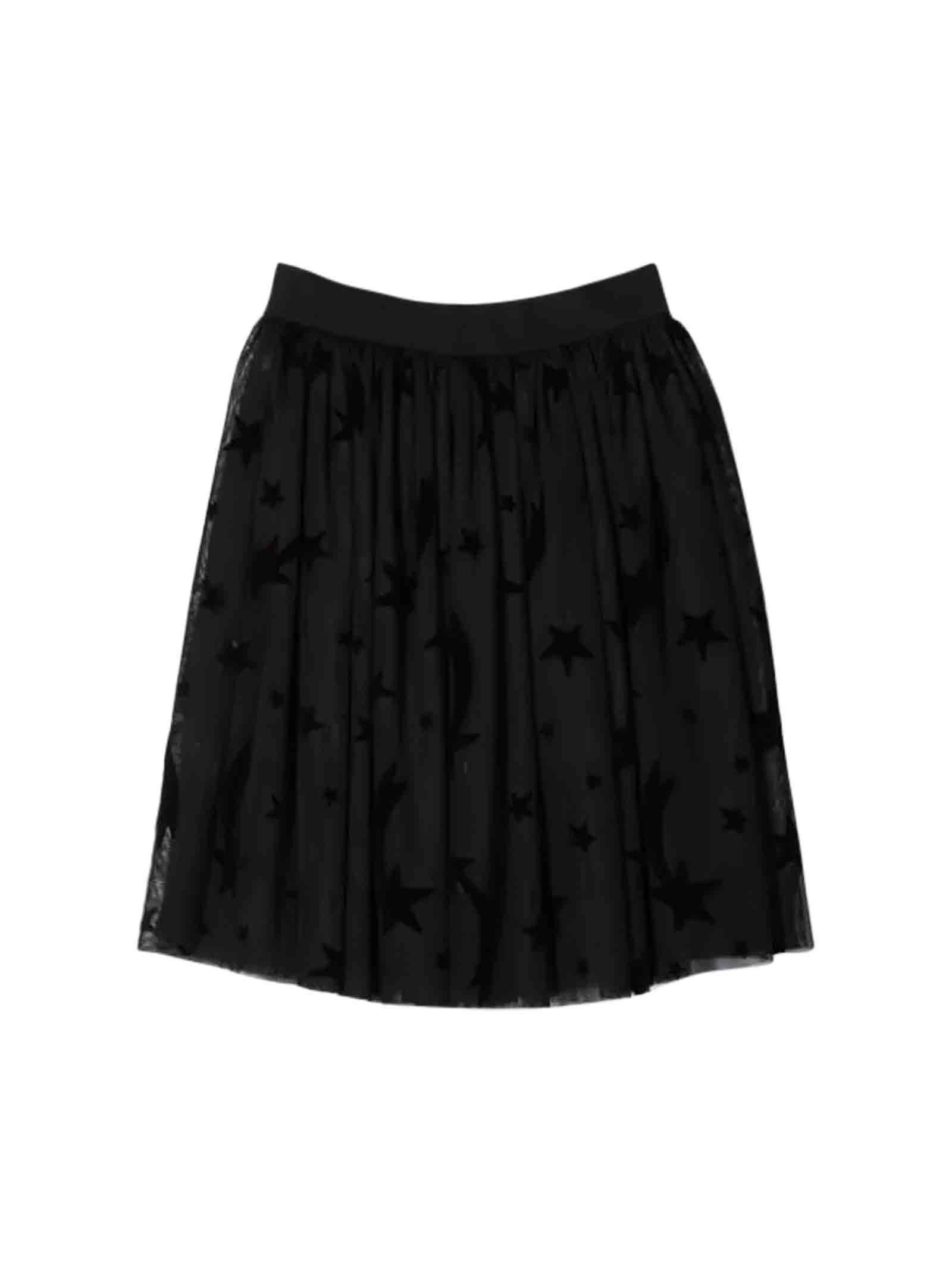 Stella McCartney Kids Black Skirt