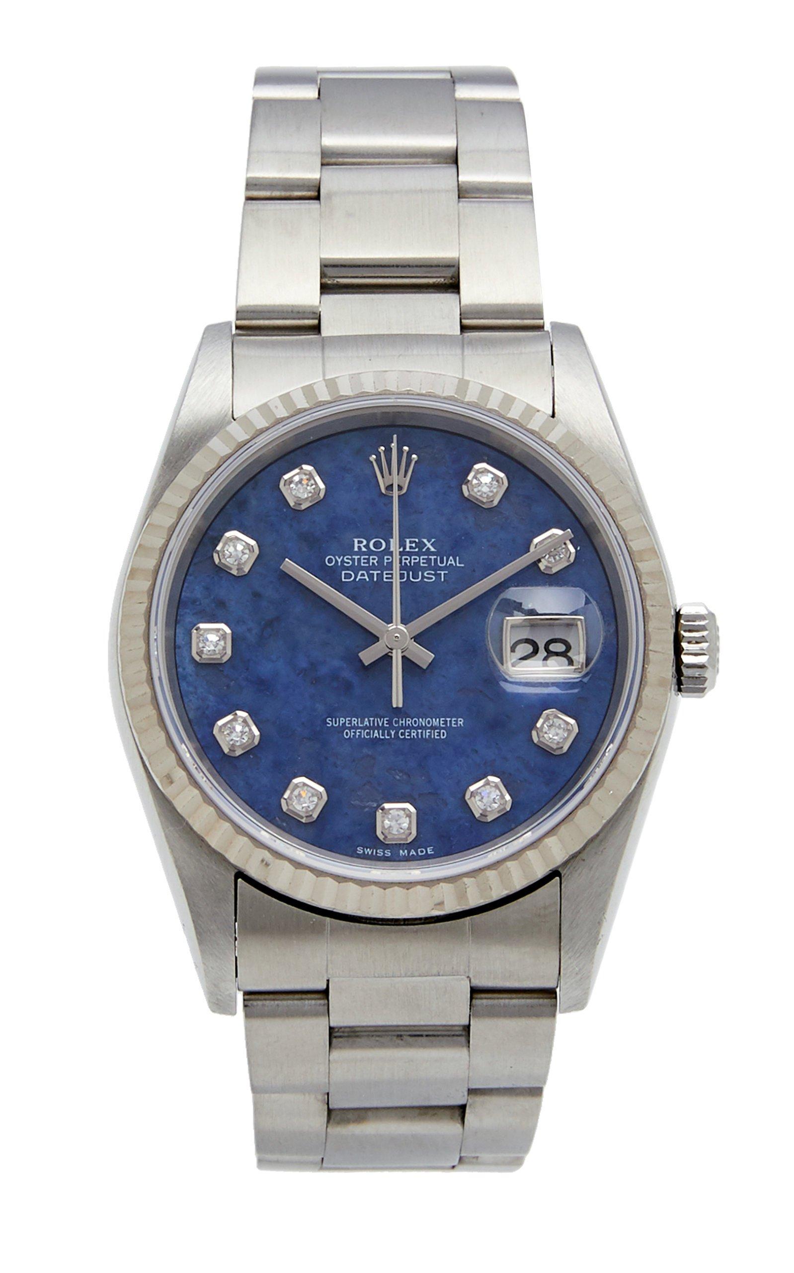 Vintage Watches Vintage Rolex Date 36mm