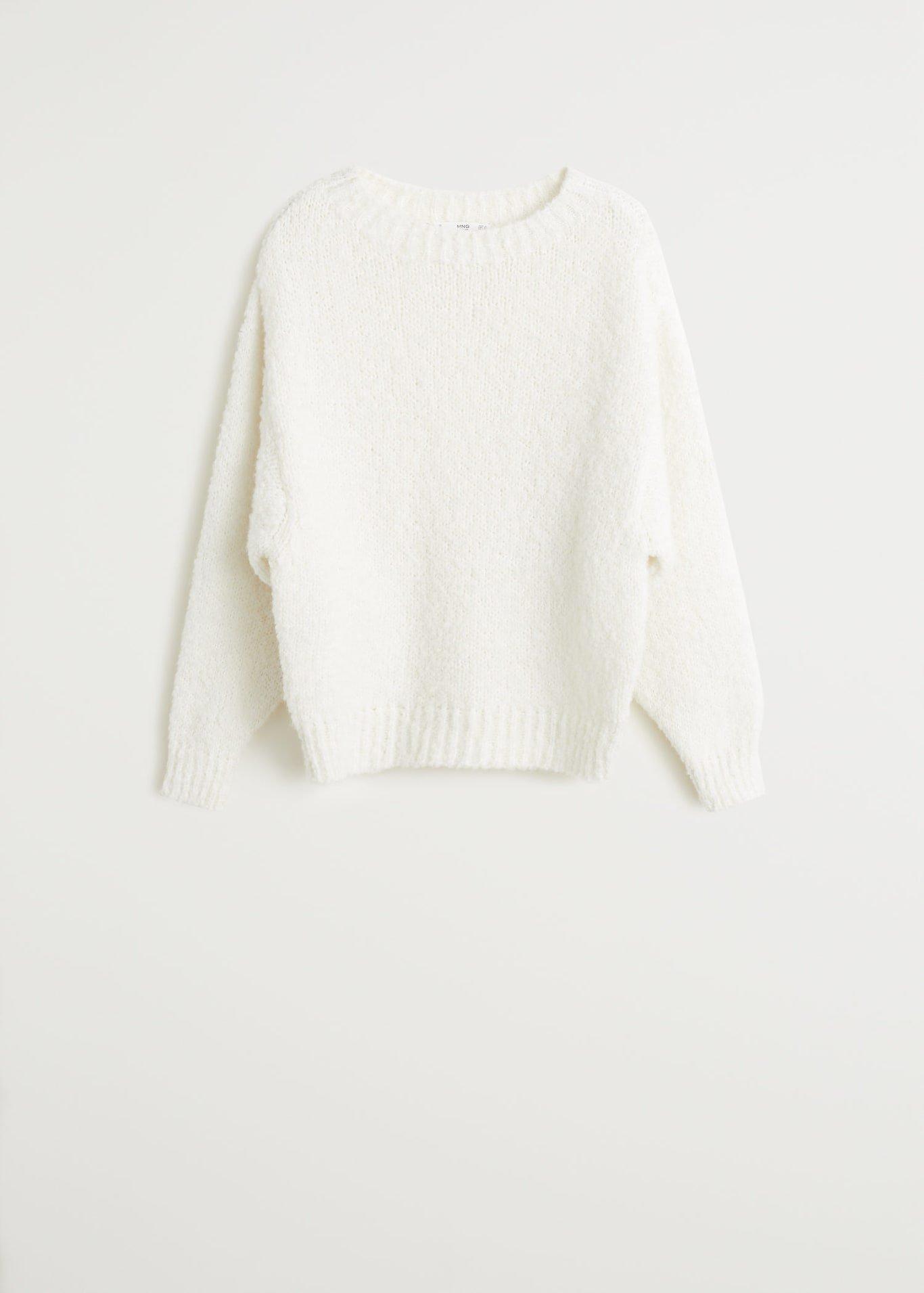 Chunky-knit sweater - Women | Mango USA