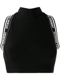 Opening Ceremony Fitted Crop Top - Farfetch