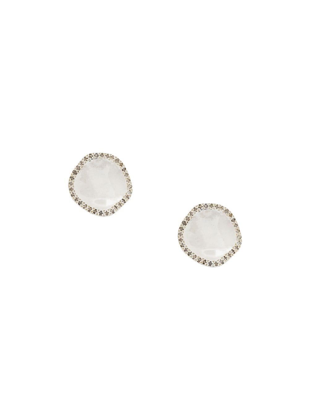 Rosa Maria Embellished Stud Earrings | Farfetch.com