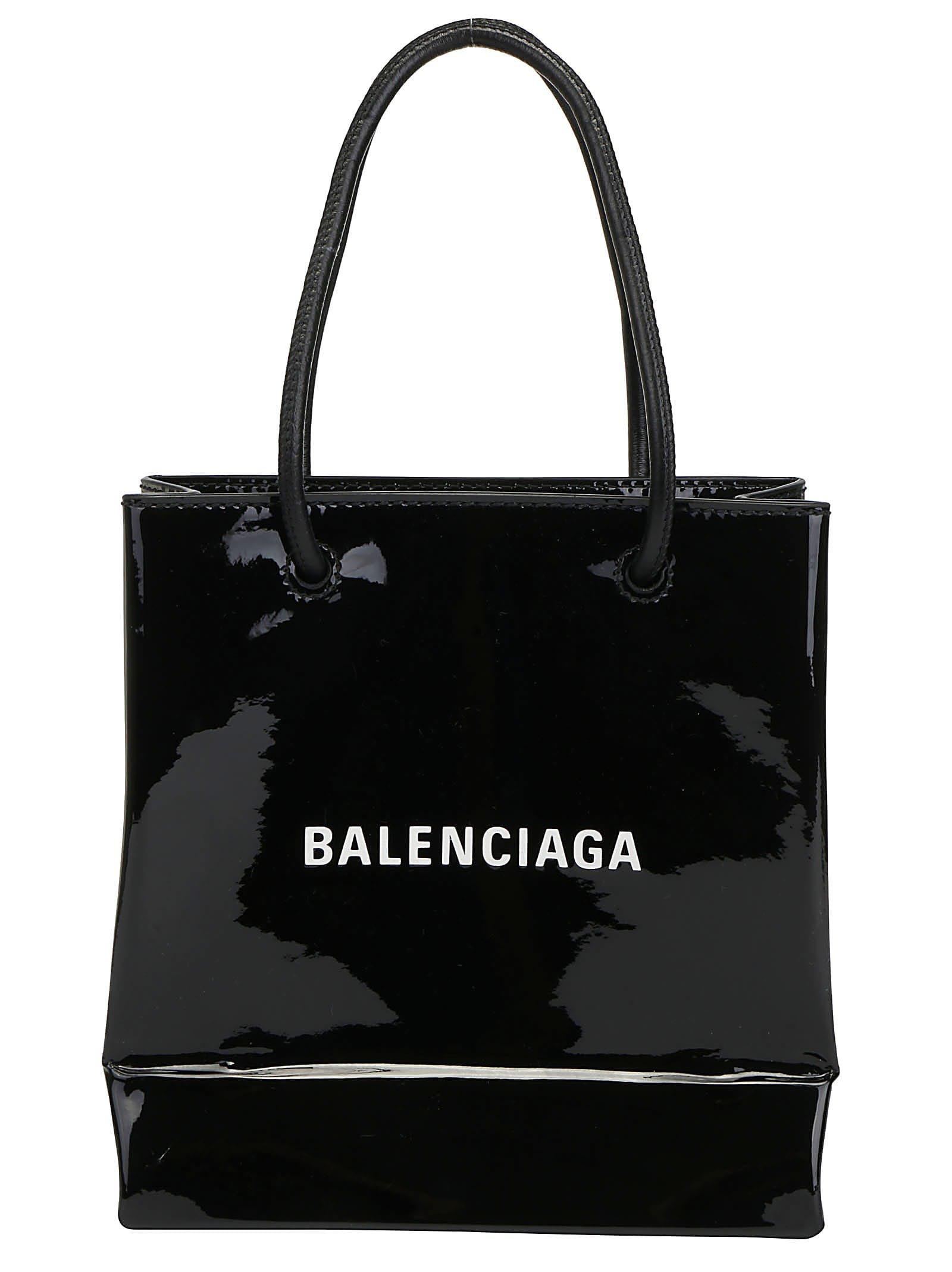 Balenciaga Shopping Tote Xxs Handbag
