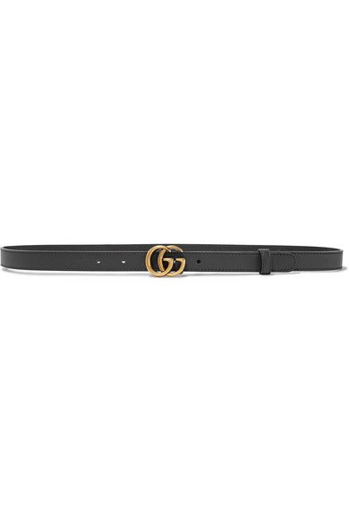 Gucci | Leather belt | NET-A-PORTER.COM