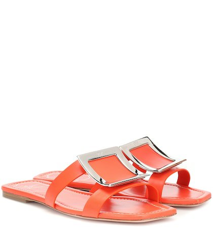 Bikiviv' leather slides