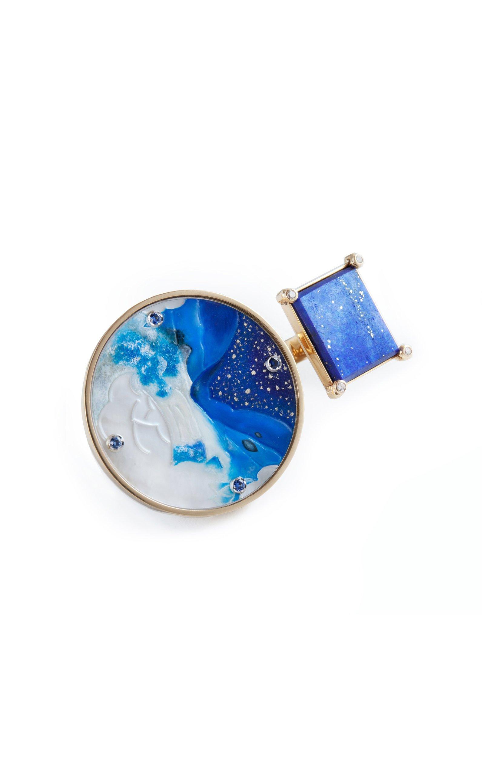 Anna Maccieri Rossi Sea Sky Ring
