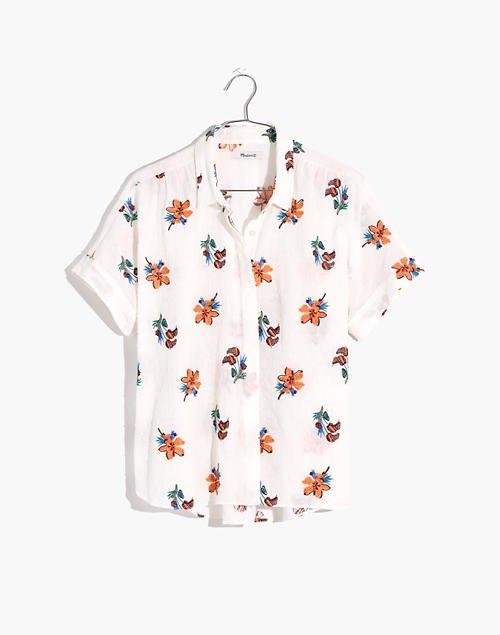 Hilltop Shirt in Hawaiian Hideaway