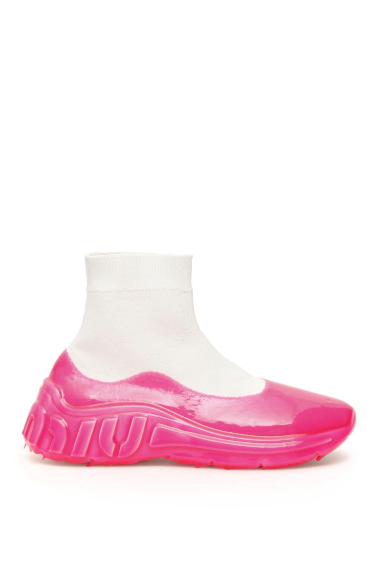 Miu Miu Miu Run Sneakers