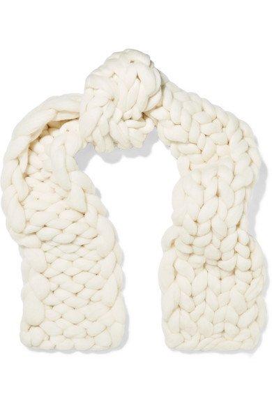 Eugenia Kim Igby oversized wool scarf