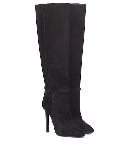 Mica 105 suede knee-high boots