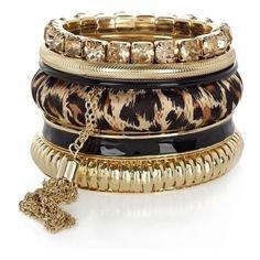 leopard bracelet - Google Search
