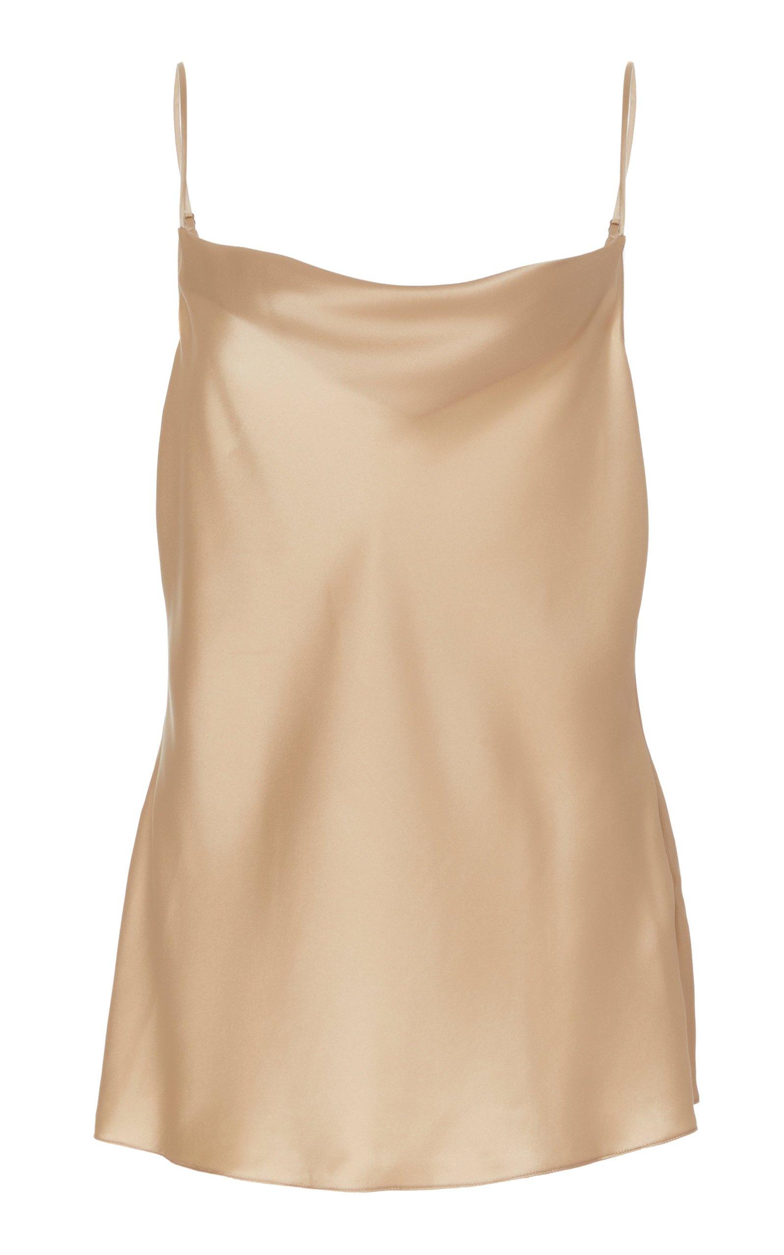NILI LOTAN Gemma Silk Top Size: S