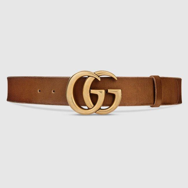 gucci brown belt - Google Search