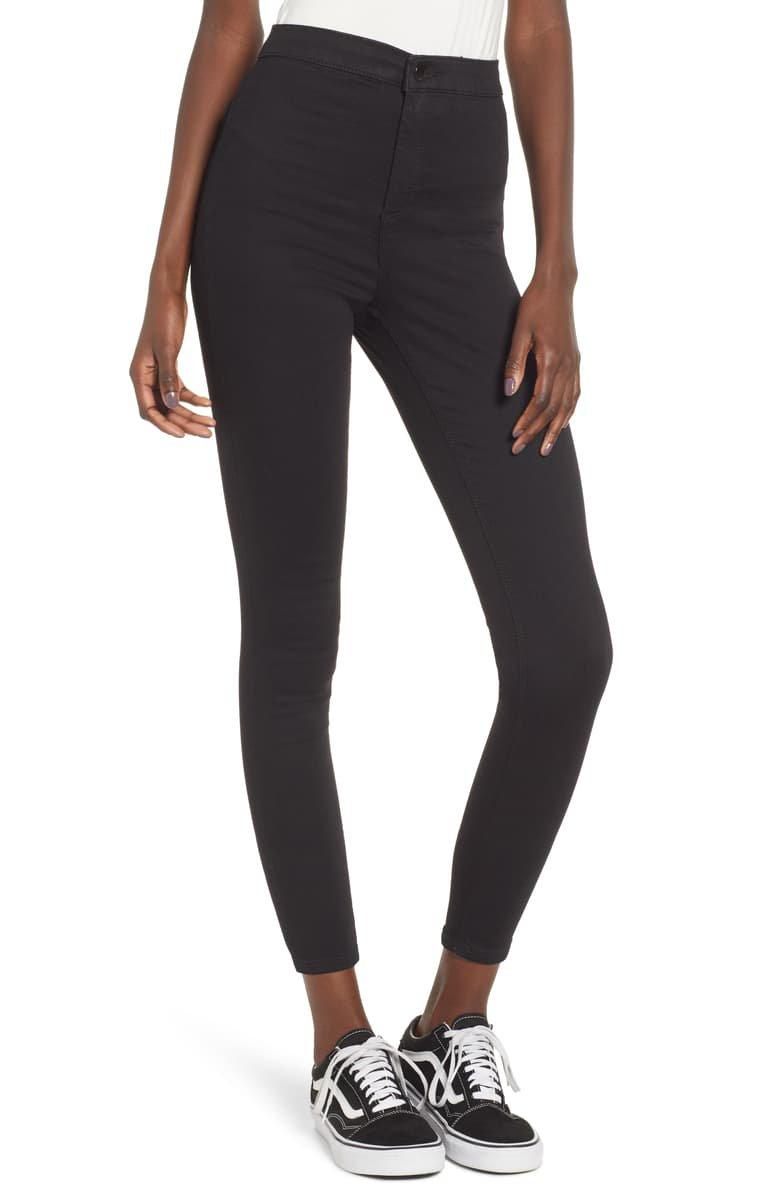 Topshop Joni High Waist Skinny Jeans   Nordstrom
