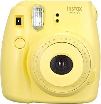 yellow polaroid