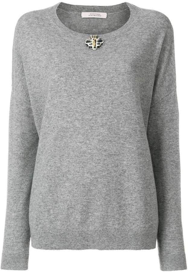 Dorothee embellished sweatshirt