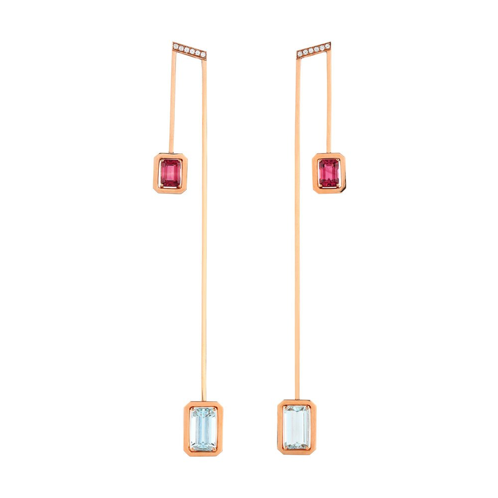 Acappella Earrings — Jewellery Boutique Singapore   Good Jewellery Design   Customised Jewellery