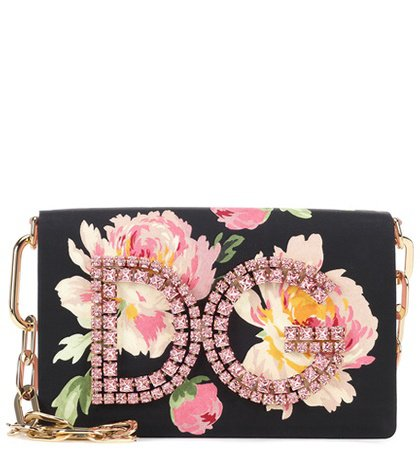 DG Girls embellished shoulder bag