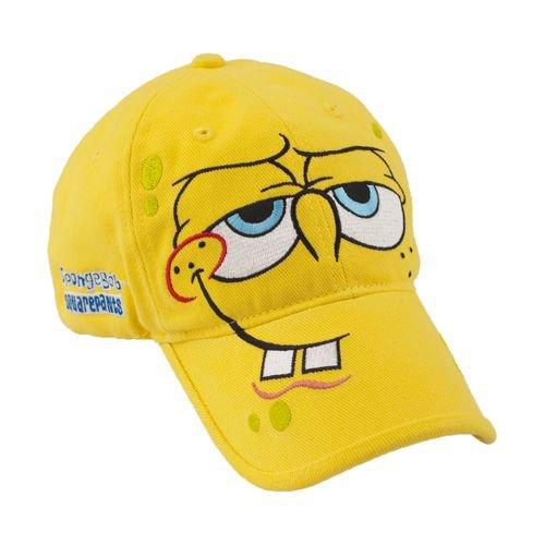 SpongeBob Big Face Adult Cap