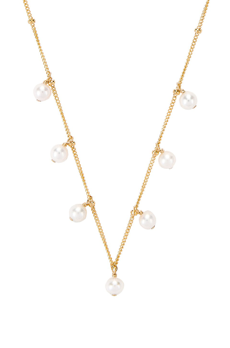 Pearl Shaker Necklace
