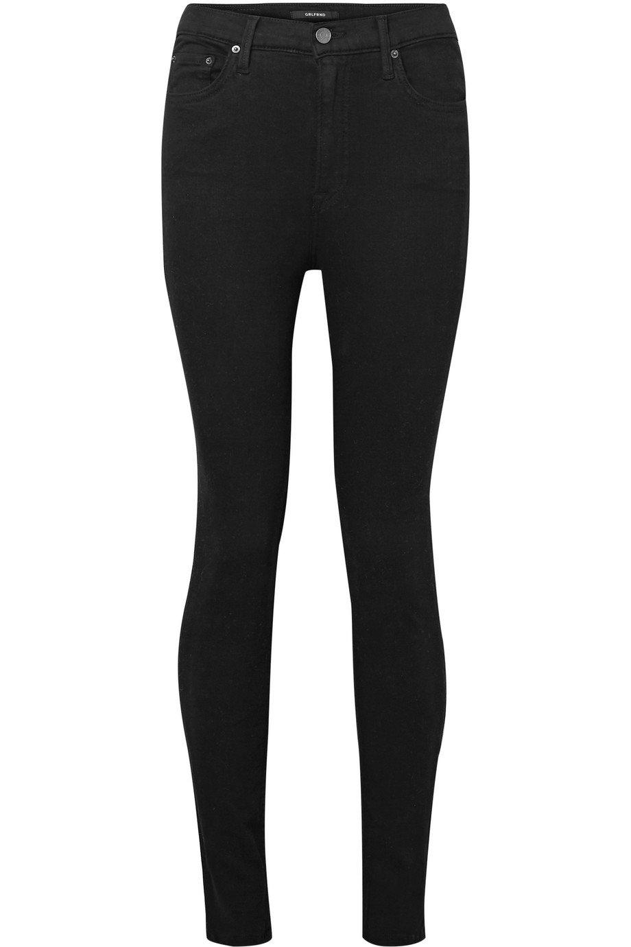 GRLFRND | Kendall high-rise skinny jeans | NET-A-PORTER.COM