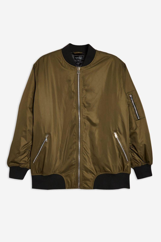 Bomber Jacket - Jackets & Coats - Clothing - Topshop