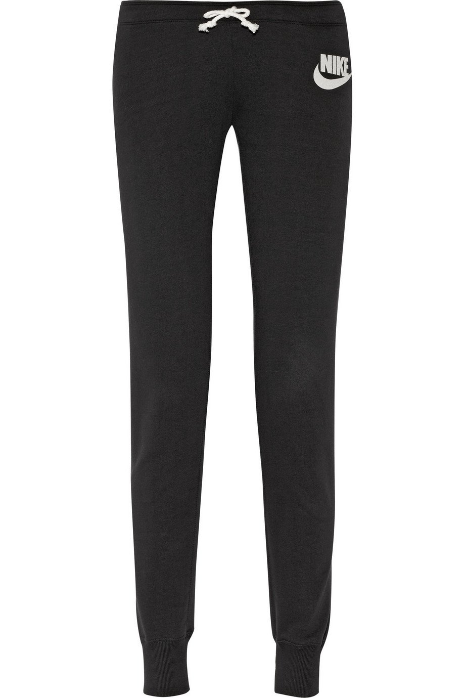 Nike | Rally cotton-blend French terry track pants | NET-A-PORTER.COM