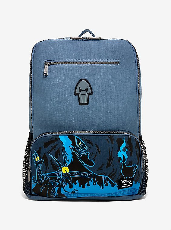 Loungefly Disney Hercules Hades Backpack