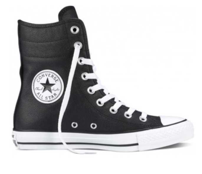 leather x-high converse