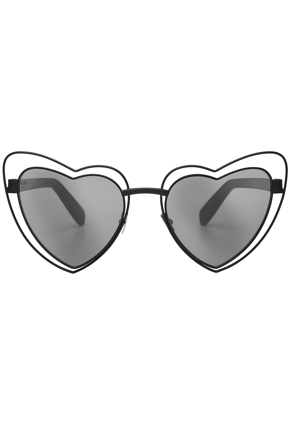 LouLou Heart Sunglasses Gr. One Size