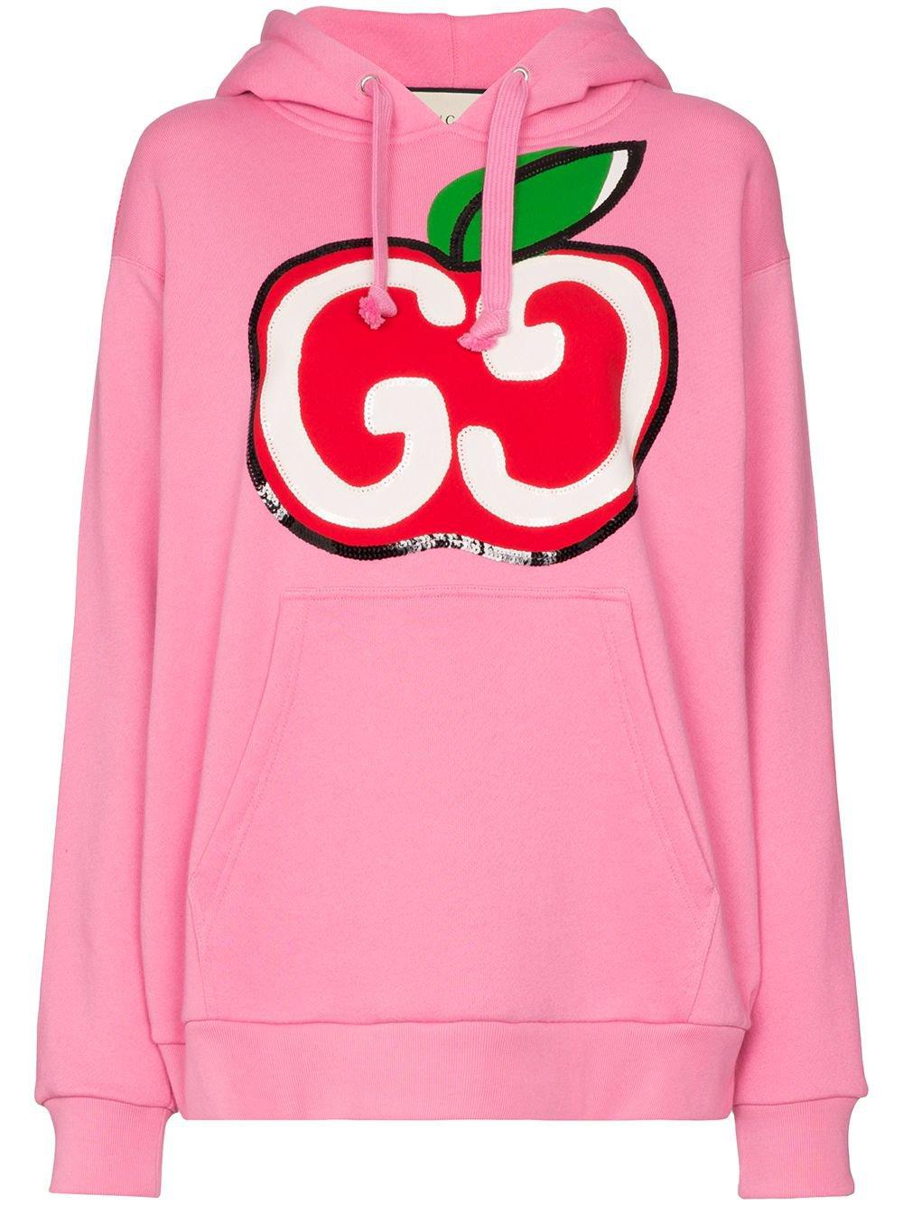 Gucci Sweat à Capuche à Logo - Farfetch