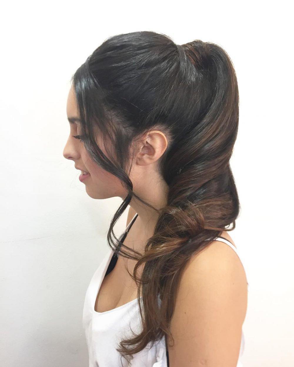 cute-easy-ponytail-hairstyles-1.jpg (1000×1250)