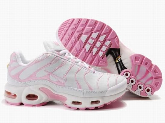 nike air max plus tuned 1, Nike Air Max TN Women's White Pink Trainers,grey nike air max, nike huarache cleats low stylish