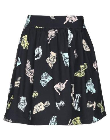 Moschino Knee Length Skirt - Women Moschino Knee Length Skirts online on YOOX United States - 35413803QF