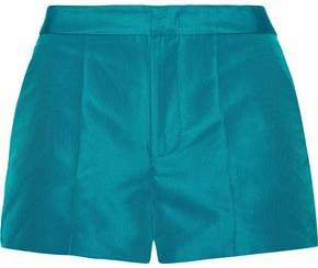 Satin-faille Shorts