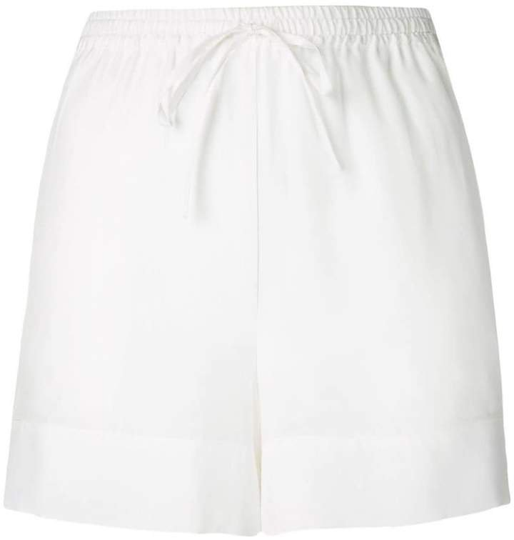 Softer drawstring shorts