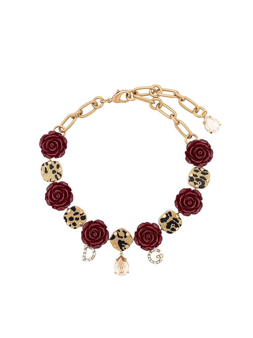 Dolce & Gabbana Roses Necklace