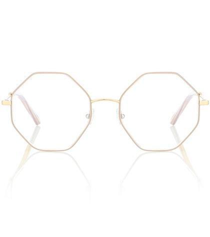 CHLOE Palma octagonal glasses | Goxip