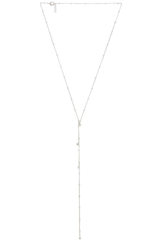Delicate Lariat Necklace