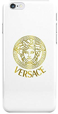 Versace logo Iphone case plastic cover for Apple Iphone (Iphone 6, Gold): Amazon.co.uk: Electronics
