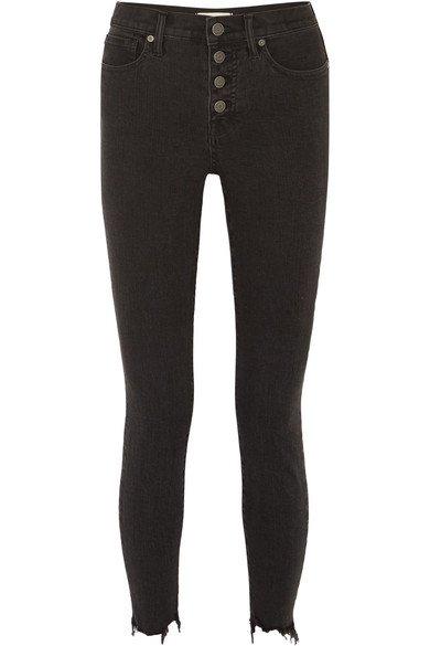 Madewell   High-rise skinny jeans   NET-A-PORTER.COM