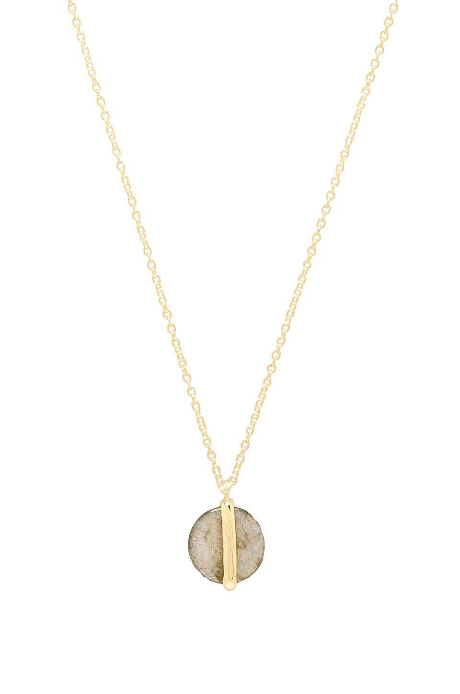 Brinn Shimmer Adjustable Necklace