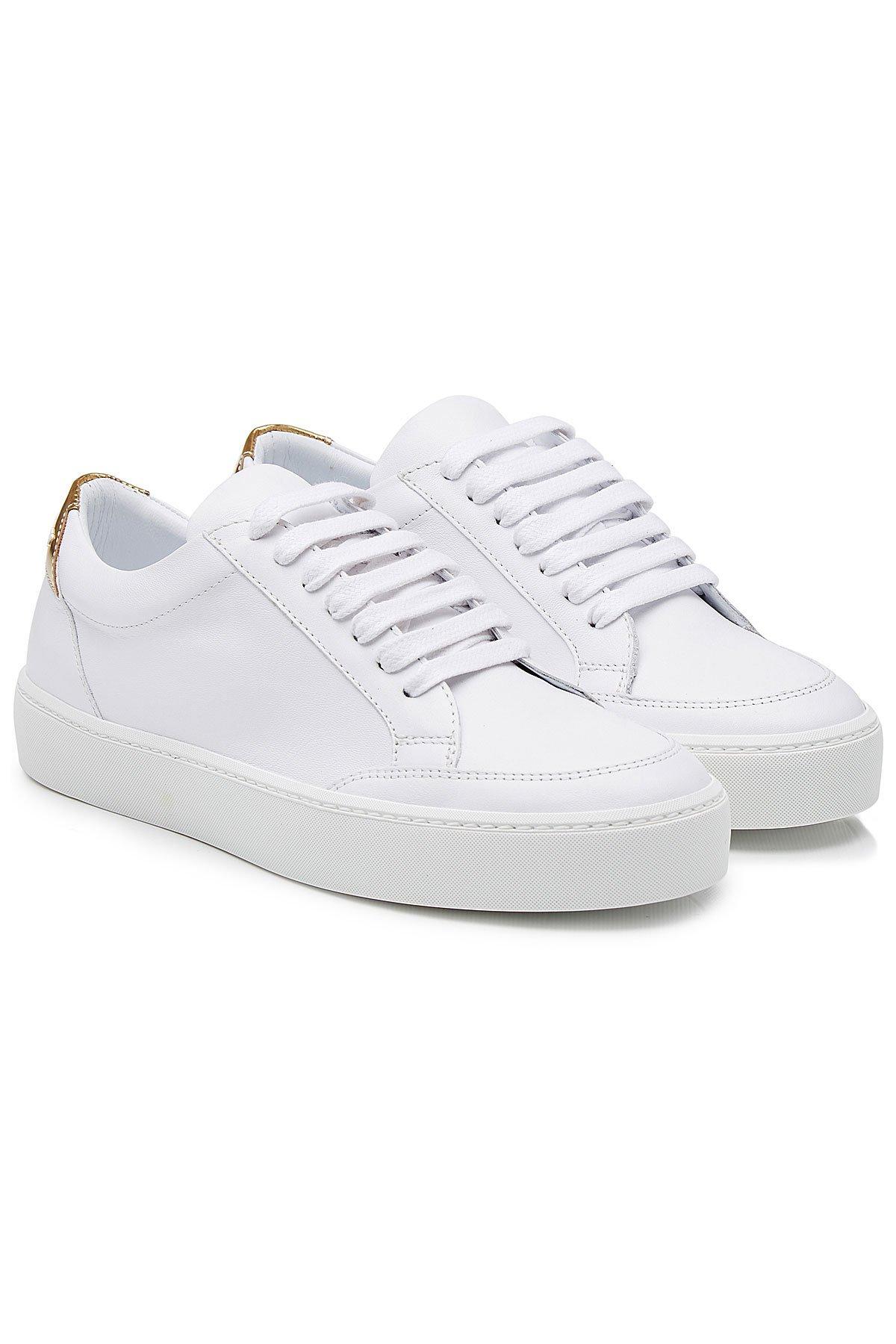 Leather Sneakers Gr. EU 39