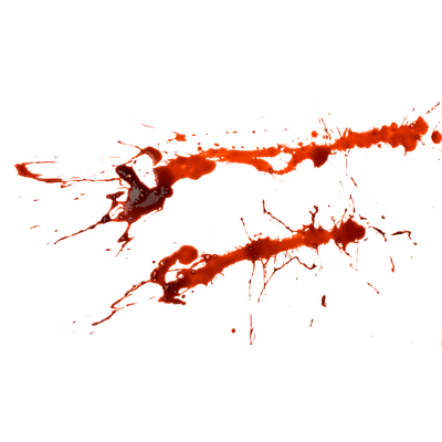 Blood Large Splatter transparent PNG - StickPNG