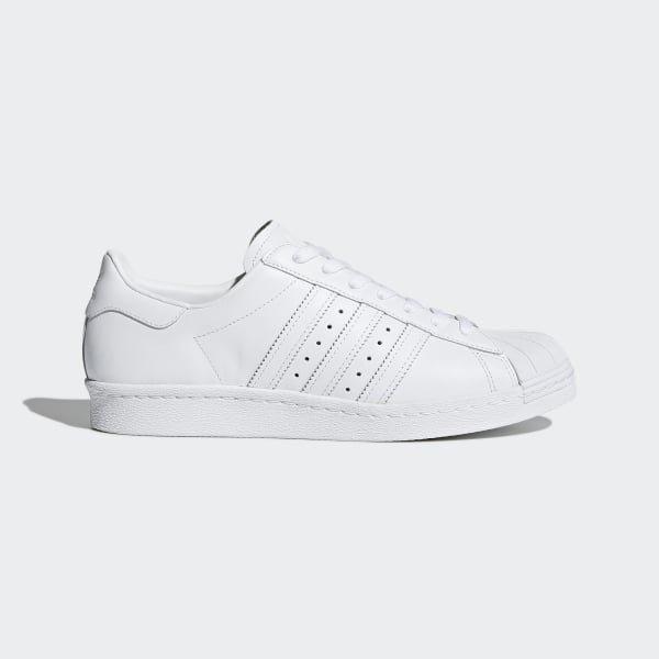 adidas Superstar '80s Shoes - white